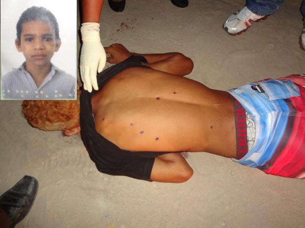 Fernando Durval da Silva, executado com 9 tiros Liberdade II 2