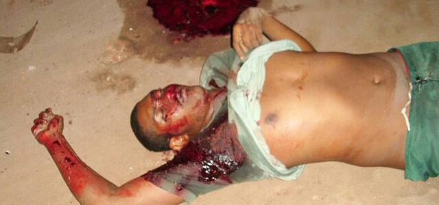 William dos Santos Santana executado no Prado