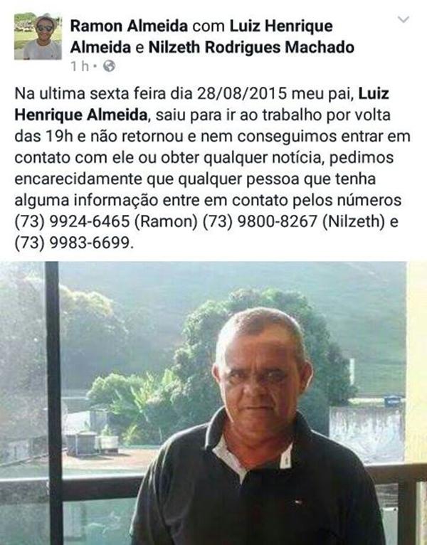 Luiz Henrique Almeida