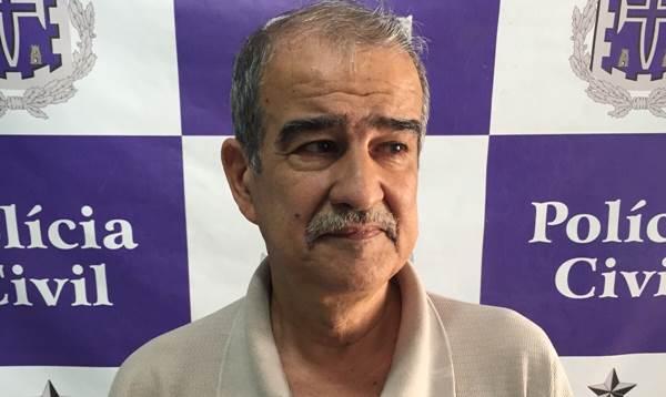 Roberto Gomes da Silva acusado de matar mulher