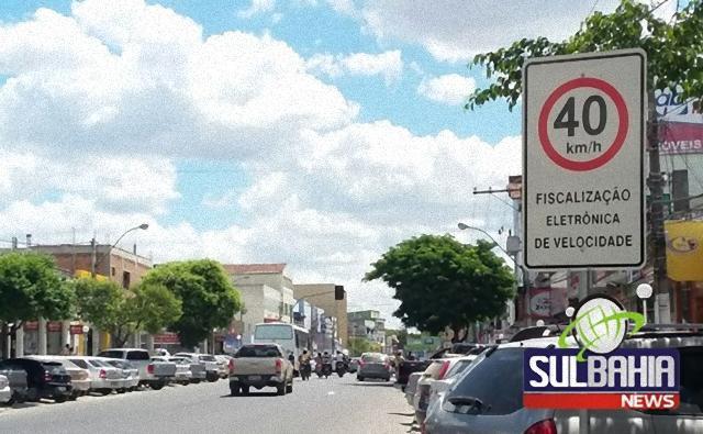 Novos radares nas avenidas de Teixeira (2)