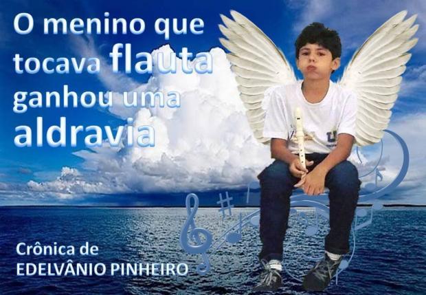 Cronica Edelvanio Pinheiro